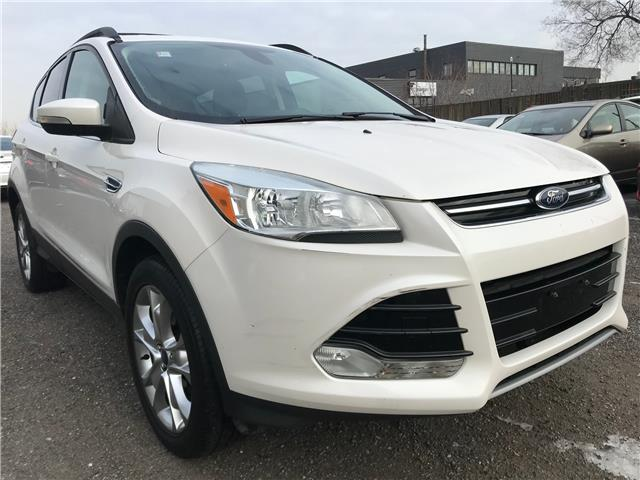 2013 Ford Escape SEL (Stk: 16613AB) in Toronto - Image 1 of 30