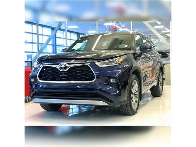2020 Toyota Highlander Limited (Stk: 79728) in Toronto - Image 1 of 11
