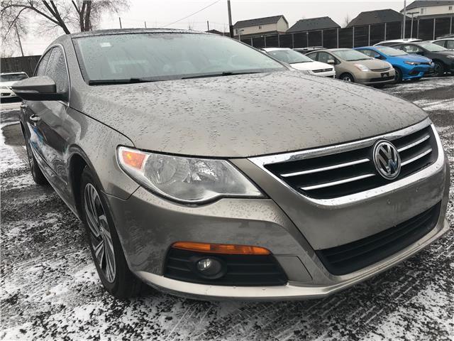 2012 Volkswagen CC Sportline (Stk: L11988A) in Toronto - Image 1 of 30