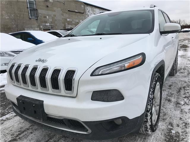2014 Jeep Cherokee Limited (Stk: 8256XA) in Toronto - Image 1 of 26
