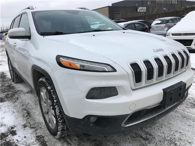 2014 Jeep Cherokee Limited (Stk: 8256XA) in Toronto - Image 2 of 26