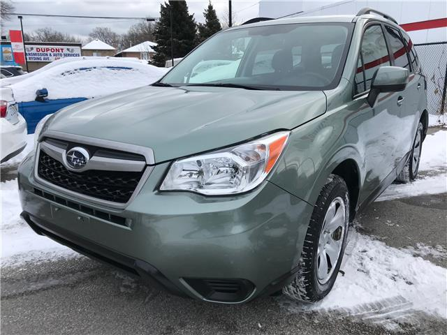 2016 Subaru Forester 2.5i (Stk: 16787A) in Toronto - Image 2 of 26