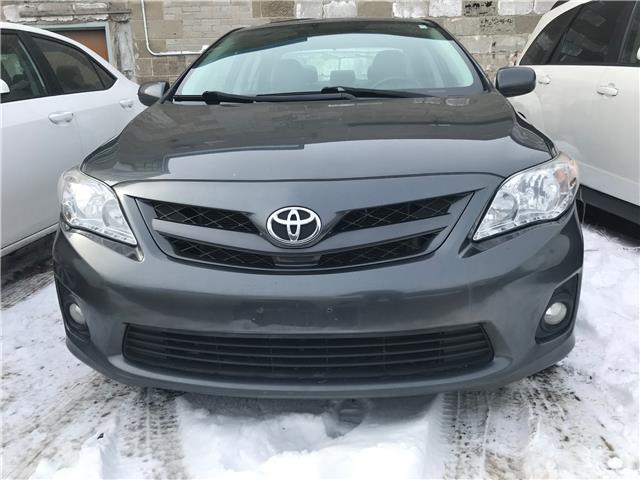 2012 Toyota Corolla LE (Stk: 16768A) in Toronto - Image 1 of 19