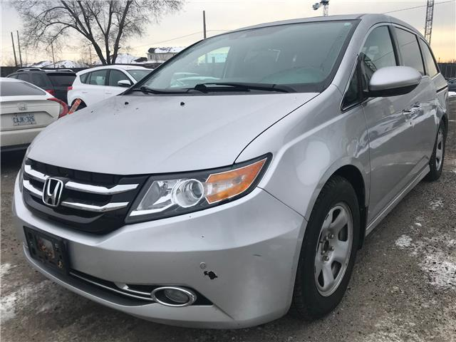 2014 Honda Odyssey Touring (Stk: L12561A) in Toronto - Image 2 of 30