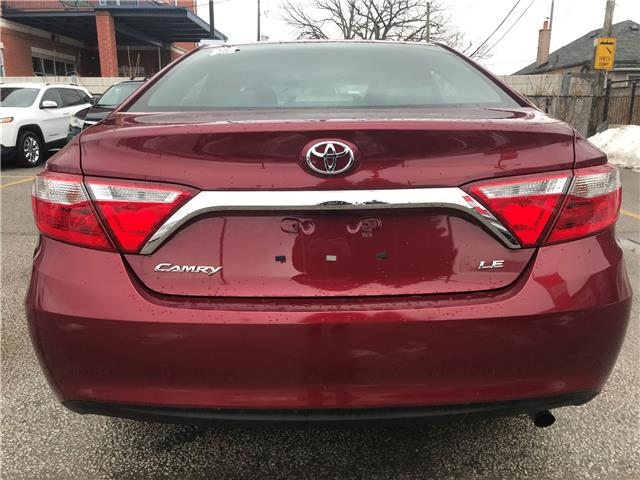 2017 Toyota Camry LE (Stk: 16776A) in Toronto - Image 2 of 19