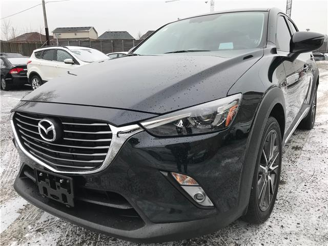 2017 Mazda CX-3 GT (Stk: 16790A) in Toronto - Image 1 of 25