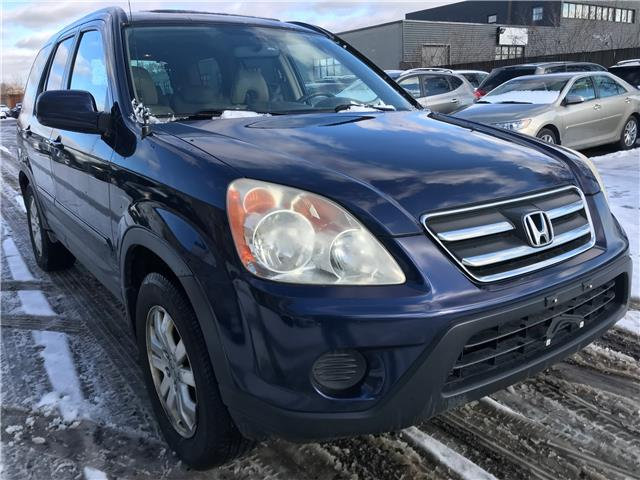 2006 Honda CR-V EX-L (Stk: 16753AB) in Toronto - Image 1 of 23