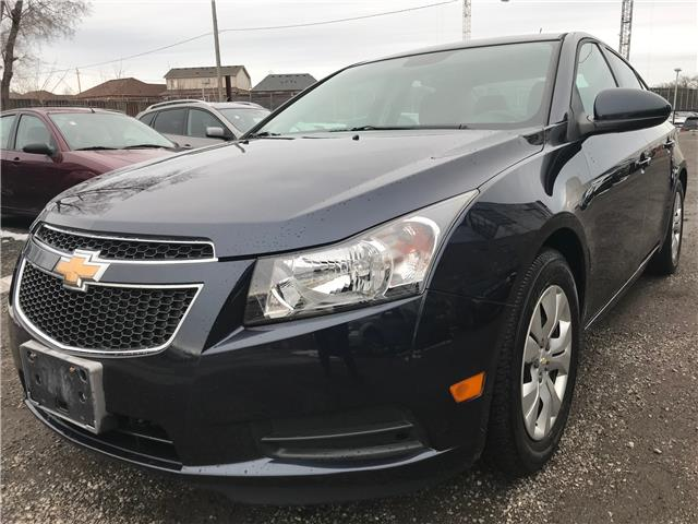 2014 Chevrolet Cruze 1LT (Stk: 16817A) in Toronto - Image 2 of 24