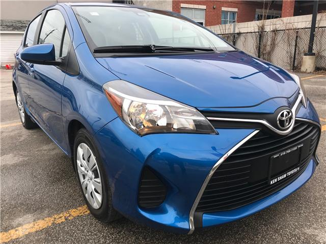 2017 Toyota Yaris LE (Stk: 16849A) in Toronto - Image 1 of 29