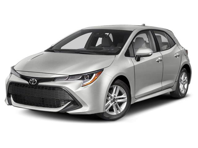 2020 Toyota Corolla Hatchback Base (Stk: 79819) in Toronto - Image 1 of 9