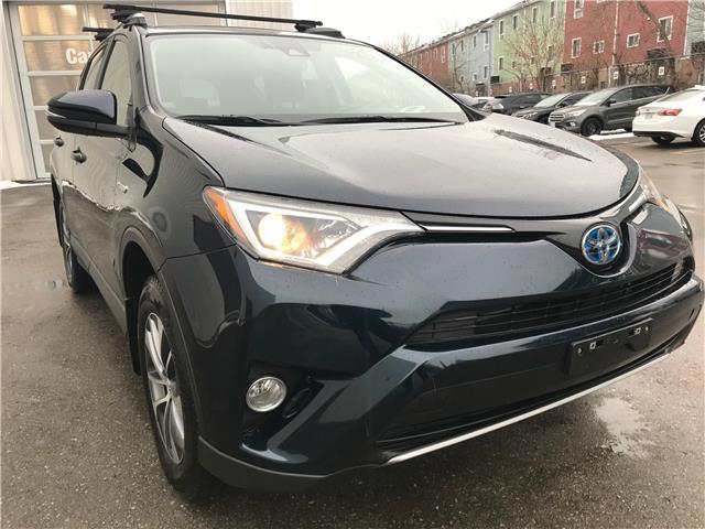2017 Toyota RAV4 Hybrid  (Stk: 16850A) in Toronto - Image 1 of 29