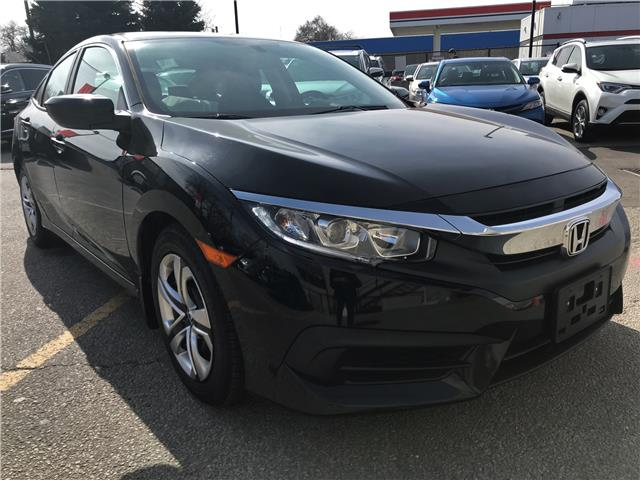2016 Honda Civic LX (Stk: 16907A) in Toronto - Image 1 of 26