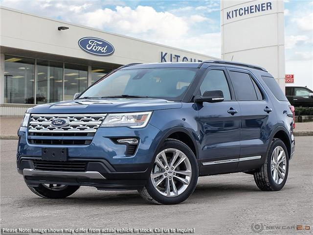 2019 Ford Explorer XLT (Stk: 9P0870) in Kitchener - Image 1 of 23