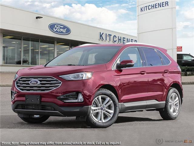 2019 Ford Edge SEL (Stk: 9D1510) in Kitchener - Image 1 of 23
