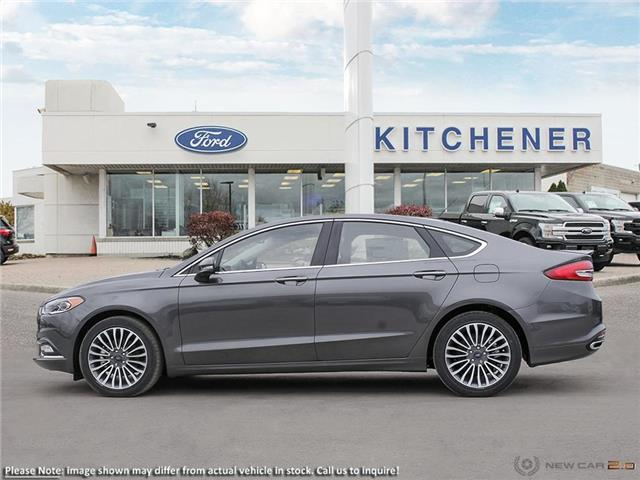 2018 Ford Fusion SE (Stk: 8N8060) in Kitchener - Image 3 of 23