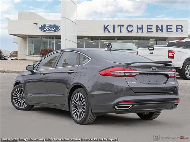 2018 Ford Fusion SE (Stk: 8N8060) in Kitchener - Image 4 of 23