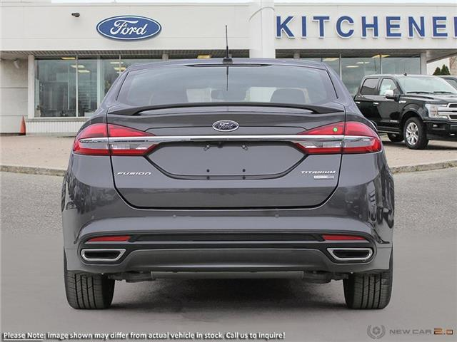 2018 Ford Fusion SE (Stk: 8N8060) in Kitchener - Image 5 of 23