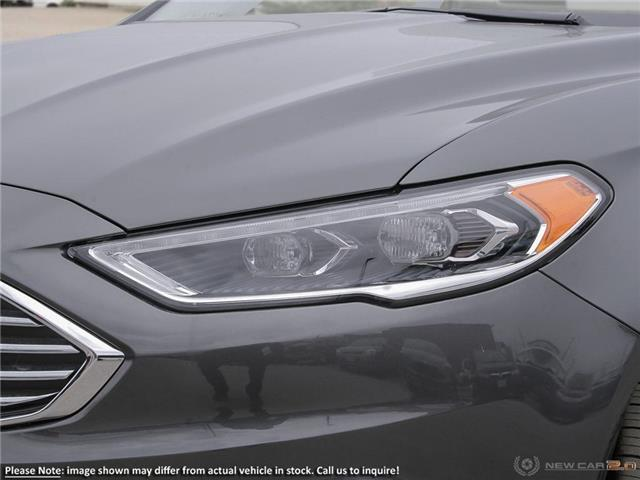 2018 Ford Fusion SE (Stk: 8N8060) in Kitchener - Image 10 of 23