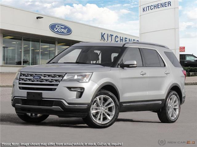 2019 Ford Explorer Limited (Stk: 9P0860) in Kitchener - Image 1 of 23