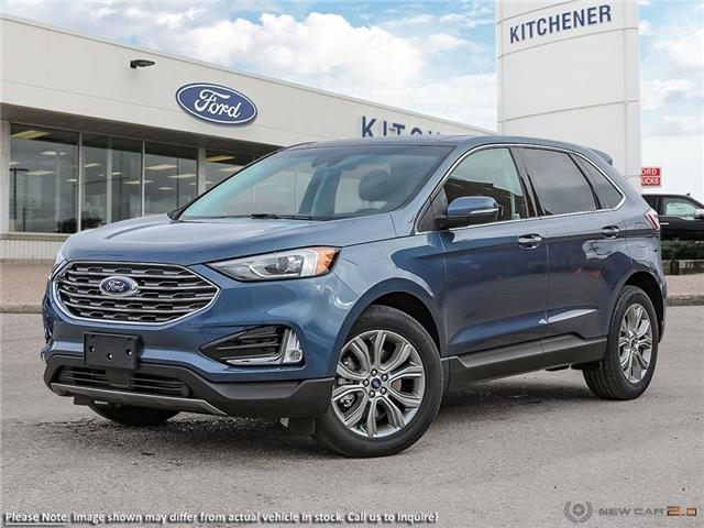 2019 Ford Edge Titanium (Stk: 9D0630) in Kitchener - Image 1 of 23
