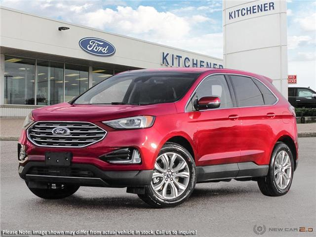 2019 Ford Edge Titanium (Stk: 9D0790) in Kitchener - Image 1 of 23