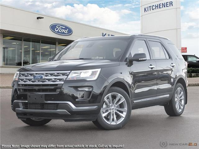 2019 Ford Explorer Limited (Stk: D92320) in Kitchener - Image 1 of 23
