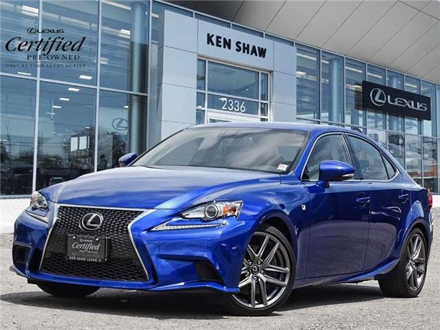 2016 Lexus IS 300 Base (Stk: 16323A) in Toronto - Image 1 of 23