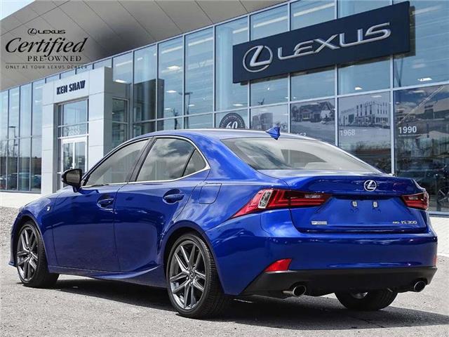2016 Lexus IS 300 Base (Stk: 16323A) in Toronto - Image 7 of 23