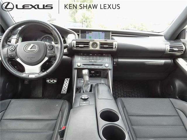 2016 Lexus IS 300 Base (Stk: 16323A) in Toronto - Image 12 of 23