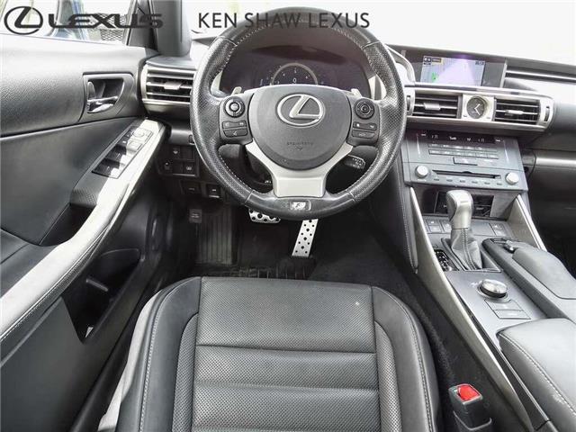 2016 Lexus IS 300 Base (Stk: 16323A) in Toronto - Image 14 of 23