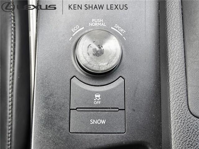 2016 Lexus IS 300 Base (Stk: 16323A) in Toronto - Image 16 of 23