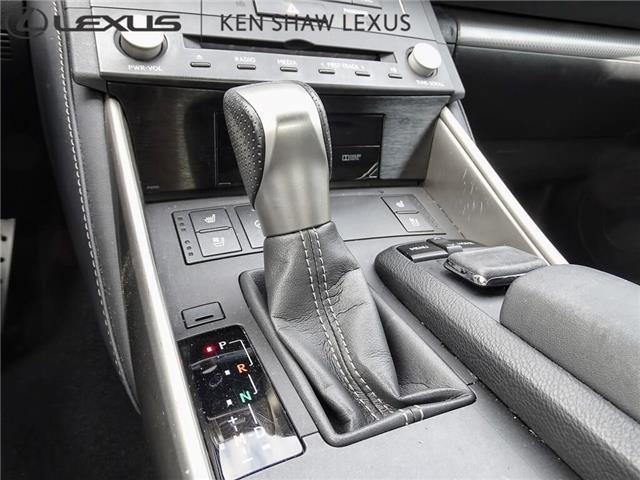 2016 Lexus IS 300 Base (Stk: 16323A) in Toronto - Image 17 of 23