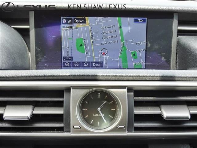 2016 Lexus IS 300 Base (Stk: 16323A) in Toronto - Image 20 of 23
