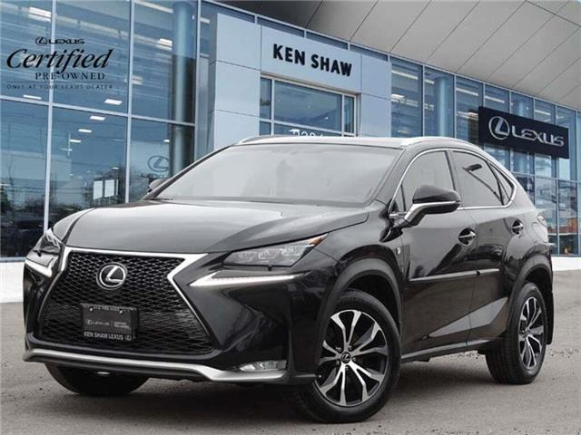 2016 Lexus NX 200t Base (Stk: 16370A) in Toronto - Image 1 of 20