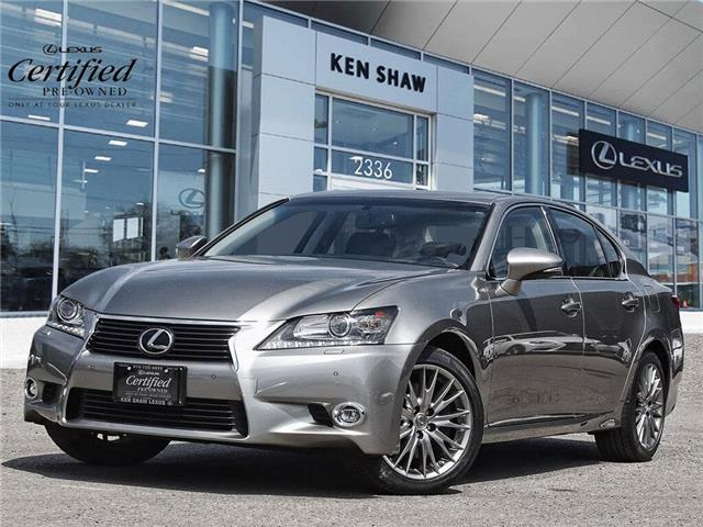2015 Lexus GS 350 Base (Stk: 16398A) in Toronto - Image 1 of 23