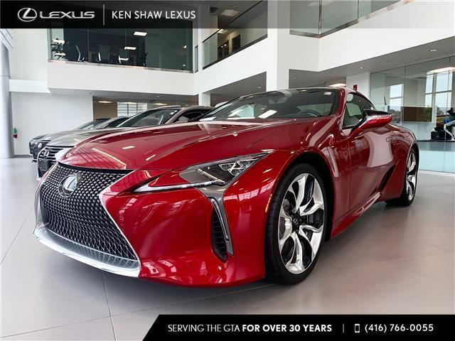 2019 Lexus LC 500 Base (Stk: L12124) in Toronto - Image 2 of 10