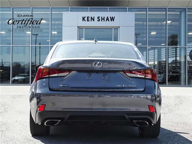 2017 Lexus IS 350 Base (Stk: 16430A) in Toronto - Image 6 of 21