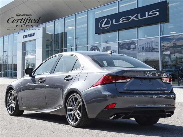2017 Lexus IS 350 Base (Stk: 16430A) in Toronto - Image 7 of 21