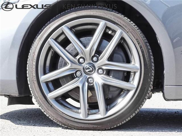 2017 Lexus IS 350 Base (Stk: 16430A) in Toronto - Image 8 of 21