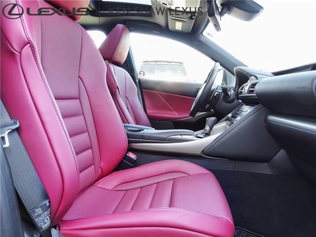 2017 Lexus IS 350 Base (Stk: 16430A) in Toronto - Image 11 of 21