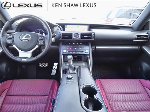 2017 Lexus IS 350 Base (Stk: 16430A) in Toronto - Image 13 of 21