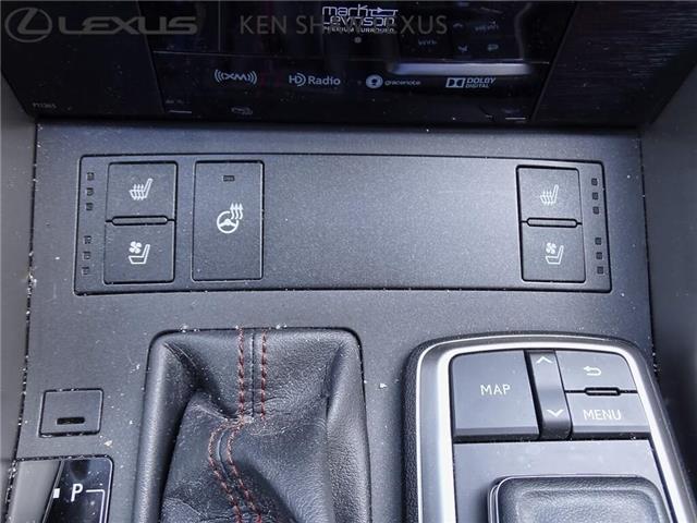 2017 Lexus IS 350 Base (Stk: 16430A) in Toronto - Image 19 of 21