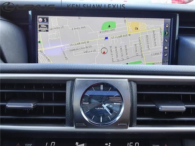 2017 Lexus IS 350 Base (Stk: 16430A) in Toronto - Image 20 of 21