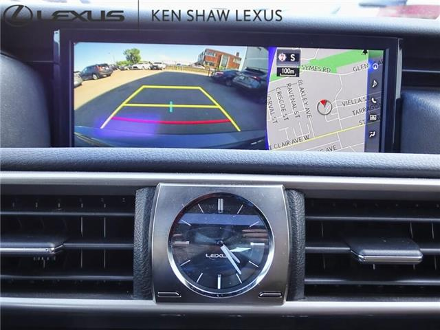 2017 Lexus IS 350 Base (Stk: 16430A) in Toronto - Image 21 of 21