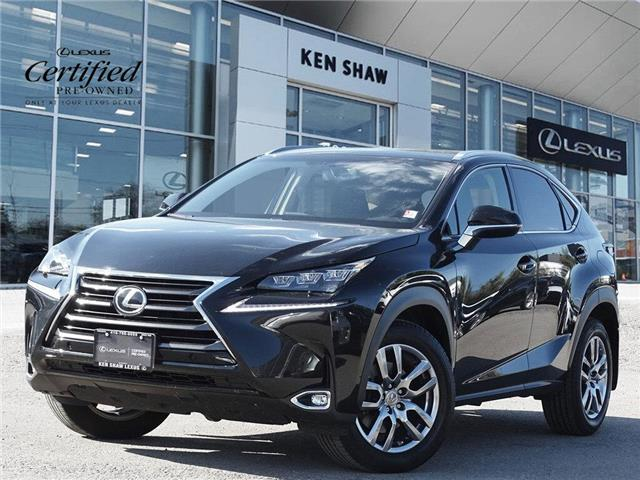 2017 Lexus NX 200t Base (Stk: 16434A) in Toronto - Image 1 of 19