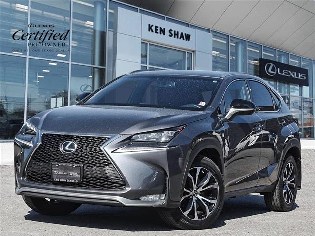 2016 Lexus NX 200t Base (Stk: 16469A) in Toronto - Image 1 of 19