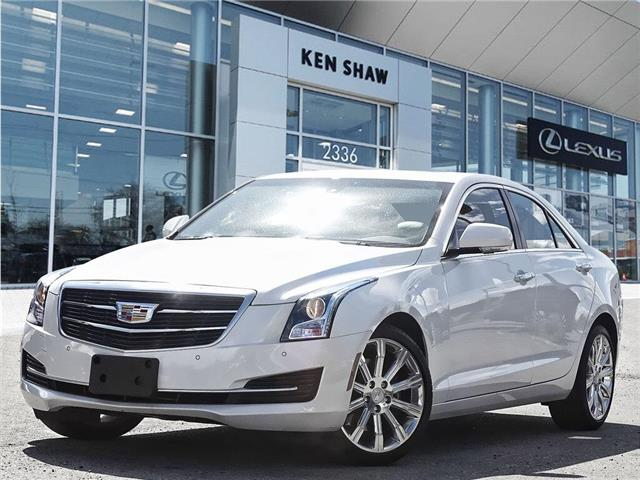 2015 Cadillac ATS 3.6L Luxury (Stk: L11904A) in Toronto - Image 1 of 20