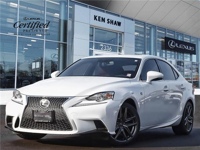 2016 Lexus IS 300 Base (Stk: 16632A) in Toronto - Image 1 of 21