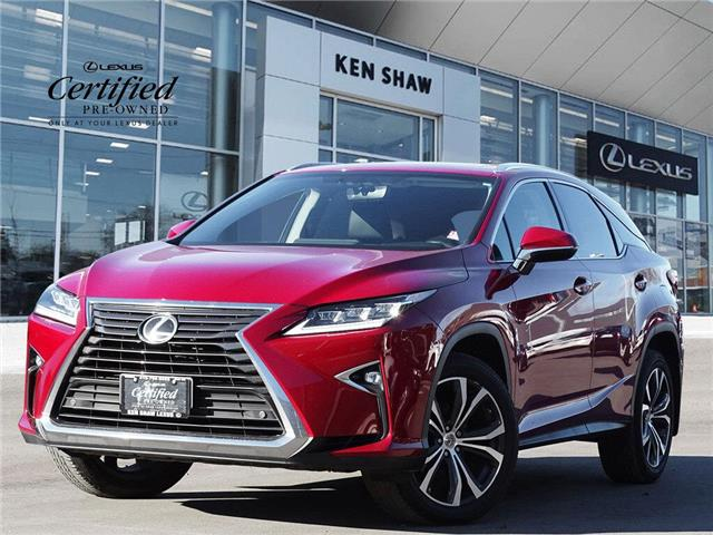 2016 Lexus RX 350 Base (Stk: 16686A) in Toronto - Image 1 of 21