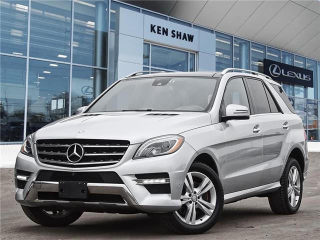 2014 Mercedes-Benz M-Class Base (Stk: L12511A) in Toronto - Image 1 of 20